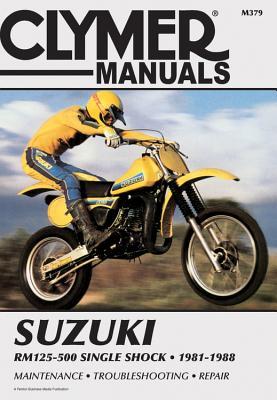 Suzuki Rm125-500 81-88 - Penton