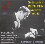 Sviatoslav Richter Archives, Vol. 13