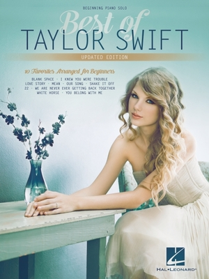 Swift Taylor Best of Beginning Piano Solo Pf Bk - Swift, Taylor