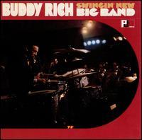 Swingin' New Big Band - Buddy Rich