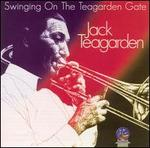 Swinging on the Teagarden Gate