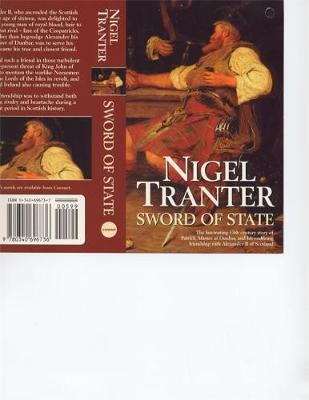 Sword of State - Tranter, Nigel