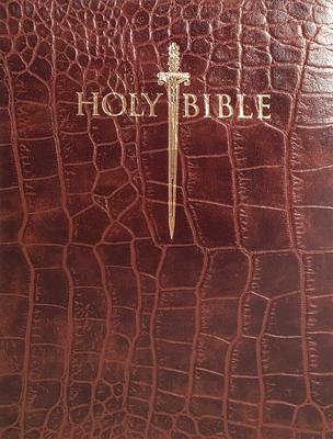 Sword Study Bible-OE-Personal Size Large Print Kjver - Whitaker House