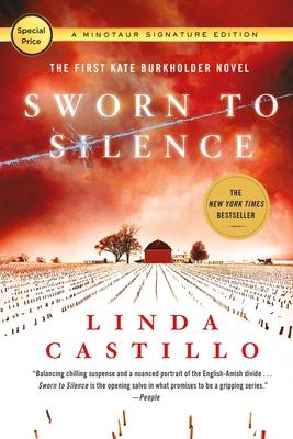 Sworn to Silence: The First Kate Burkholder Novel - Castillo, Linda