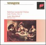 Sylvius Leopold Weiss: Lute Works, Vol. 3