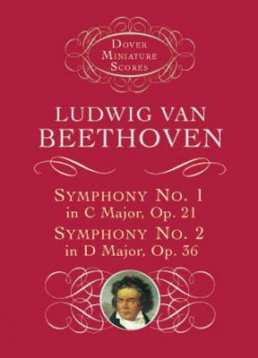 Symphony No. 1 & No. 2 - Beethoven, Ludwig Van