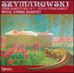 Szymanowski: String Quartets Nos. 1 & 2: Rózycki: String Quartet