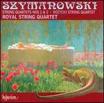 Szymanowski: String Quartets Nos. 1 & 2: R?zycki: String Quartet