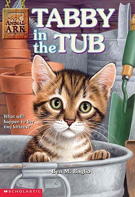 Tabby in the Tub - Baglio, Ben M