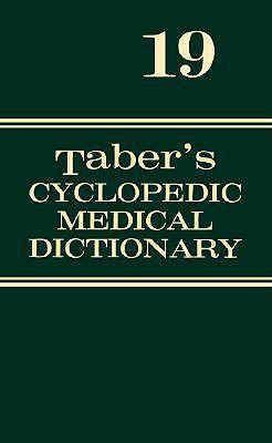 Tabers Dictionary 19e CD-Rom SW - Thomas, and Venes, Donald (Editor)