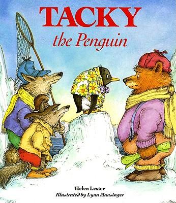 Tacky the Penguin - Lester, Helen