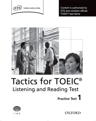 Tactics for Toeic Listening and Reading Practice Test 1 - Trew, Grant
