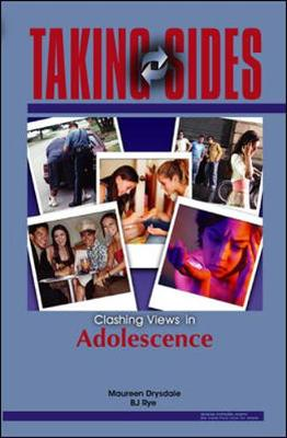Taking Sides: Clashing Views in Adolescence - Drysdale, Maureen, and Rye, Bj