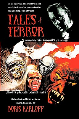 Tales of Terror: The world's most terrifying stories presented by a leading icon of fear - Karloff, Boris