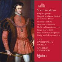 Tallis: Spem in Alium - Cecilia Osmond (vocals); David Gould (counter tenor); David Gould (vocals); David Gould (treble); Edward Grint (bass);...