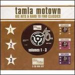 Tamla Motown: Big Hits & Hard to Find Classics, Vols. 1-3 - Various Artists