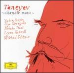 Taneyev: Chamber Music - Ilya Gringolts (violin); Lynn Harrell (cello); Mikhail Pletnev (piano); Nobuko Imai (viola); Vadim Repin (violin)