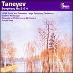 Taneyev: Symphonies 2 & 4