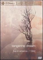 Tangerine Dream: Live in America 1992 [2 Discs] [DVD/CD]