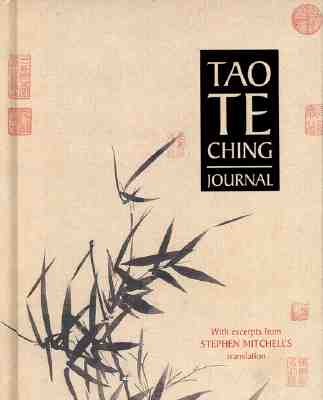 Tao Te Ching Journal - Chronicle Books, and Mitchell, Stephen (Translated by)