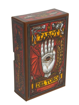 Tarot del Toro: A Tarot Deck and Guidebook Inspired by the World of Guillermo del Toro - Hijo, Tomás, and del Toro, Guillermo (Foreword by)