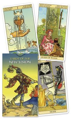 Tarot of the New Vision Deck - Alligo, Pietro, and Lo Scarabeo, and Cestaro, Gianluca (Illustrator)