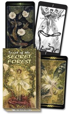 Tarot of the Secret Forest - Alligo, Pietro, and Mattioli, Lucia, and Lo Scarabeo