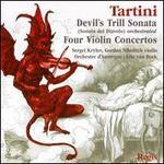 Tartini: Devil's Trill Sonata; Four Violin Sonatas