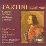 Tartini: Five Sonatas for Violin and Basso Continuo