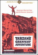 Tarzan's Greatest Adventure - John Guillermin