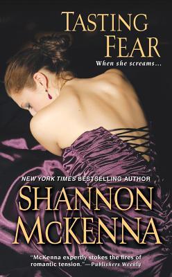 Tasting Fear - McKenna, Shannon