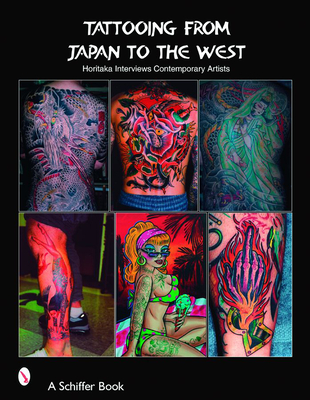Tattooing from Japan to the West - Kitamura, Takahiro
