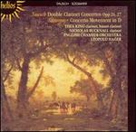 Tausch: Double Clarinet Concertos, Opp. 26, 27; Süssmayr: Concerto Movement in D