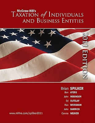 Taxation of Individuals and Business Entities - Ayers, Benjamin