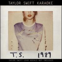 Taylor Swift Karaoke: 1989 [CD/DVD] - Taylor Swift