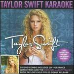 Taylor Swift Karaoke [CD/DVD] - Taylor Swift