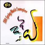TBA Spring Music Sampler