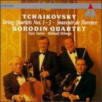 Tchaikovsky: 4 String Quartets; Souvenir de Florence
