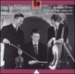 Tchaikovsky and Juon: Piano Trios