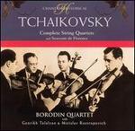 Tchaikovsky: Complete String Quartets and Souvenir de Florence