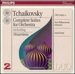 Tchaikovsky: Complete Suites for Orchestra