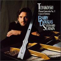 Tchaikovsky: Concerto No.1; Concerto Fantasy for Piano and Orchestra - Barry Douglas (piano); Leonard Slatkin (conductor)