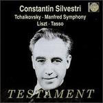 Tchaikovsky: Manfred Symphony; Liszt: Tasso