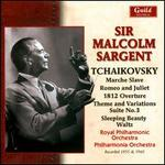 Tchaikovsky: Marche Slave; Romeo and Juliet; 1812 Overture; Theme and Variations Suite No. 3; Sleeping Beauty Waltz