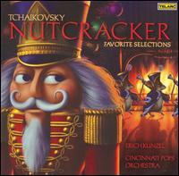 Tchaikovsky: Nutcracker, Favorite Selections - Cincinnati Conservatory Children's Choir; Julie Spangler (celeste); Cincinnati Pops Orchestra; Erich Kunzel (conductor)