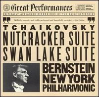 Tchaikovsky: Nutcracker Suite; Swan Lake Suite - New York Philharmonic; Leonard Bernstein (conductor)
