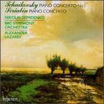 Tchaikovsky: Piano Concerto No. 1; Alexander Scriabin: Piano Concerto