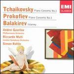 Tchaikovsky: Piano Concerto No. 1; Prokofiev: Piano Concerto No. 1; Balakirev: Islamey