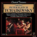 Tchaikovsky: Romeo and Juliet; Nutcracker Suite Op. 71a; Piano Concerto No. 1 Op. 23; Swanlake, Ballet Suite, Op. 20a