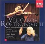 Tchaikovsky: S?r?nade m?lancolique Op26; Stravinsky: Violin Concerto in D